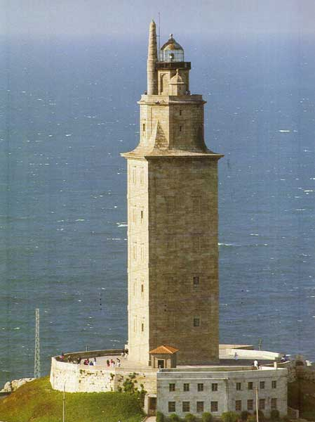 Tower of Hércules, A Corunna