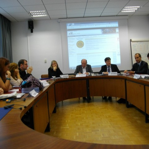 Presentations of the General Assembly 2012
